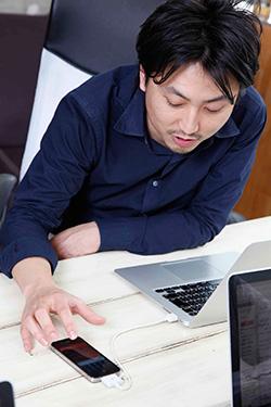 株式会社エウレカ代表取締役 赤坂 優さん