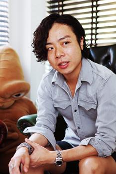 株式会社フラップ 代表取締役 永井大志さん