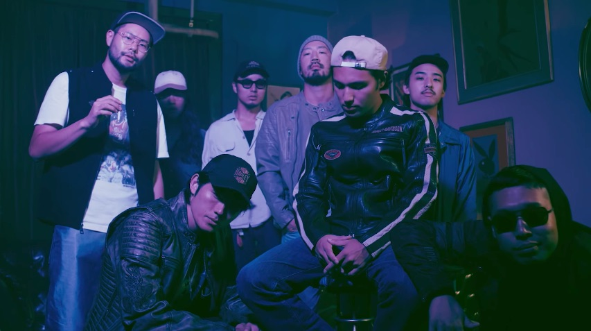 SANABAGUN. 『We in the street』Music Video