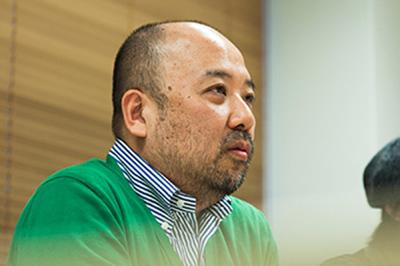 株式会社ビジネス・アーキテクツ 常務取締役 CCO 青木誠さん