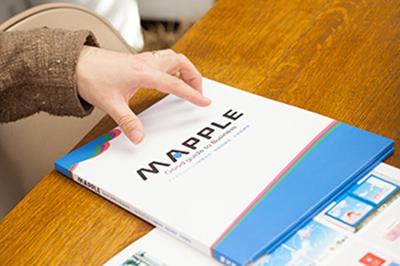 昭文社『MAPPLE』