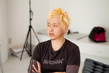 株式会社BIRDMAN代表、築地ROY良さん