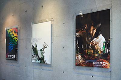 過去の映画祭のポスター