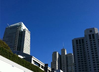 サンフランシスコの風景