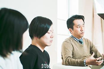 プロジェクトマネージャー 池田 周平さん