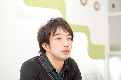 代表の鮄川宏樹さん