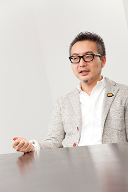 株式会社ラナデザインアソシエイツ代表 木下謙一さん