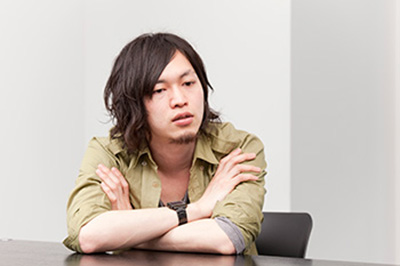 モーショングラフィックデザイナー 島田欣征さん