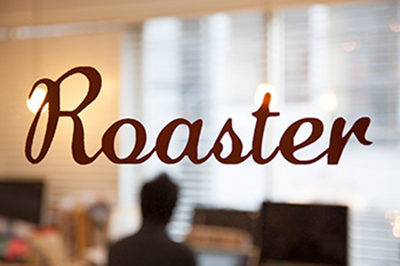 Roaster ロゴ