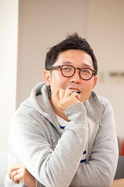取締役 松浦 寿悟さん