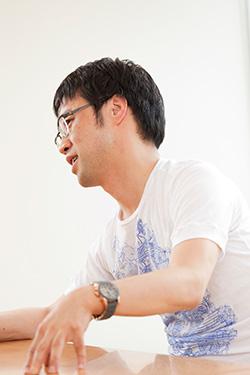 代表取締役 寺嶋 徹さん
