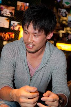 岡本卓也さん