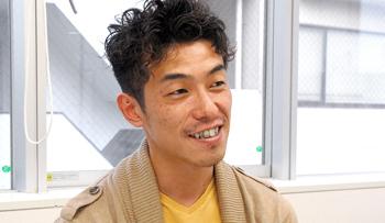 代表の加藤琢磨さん