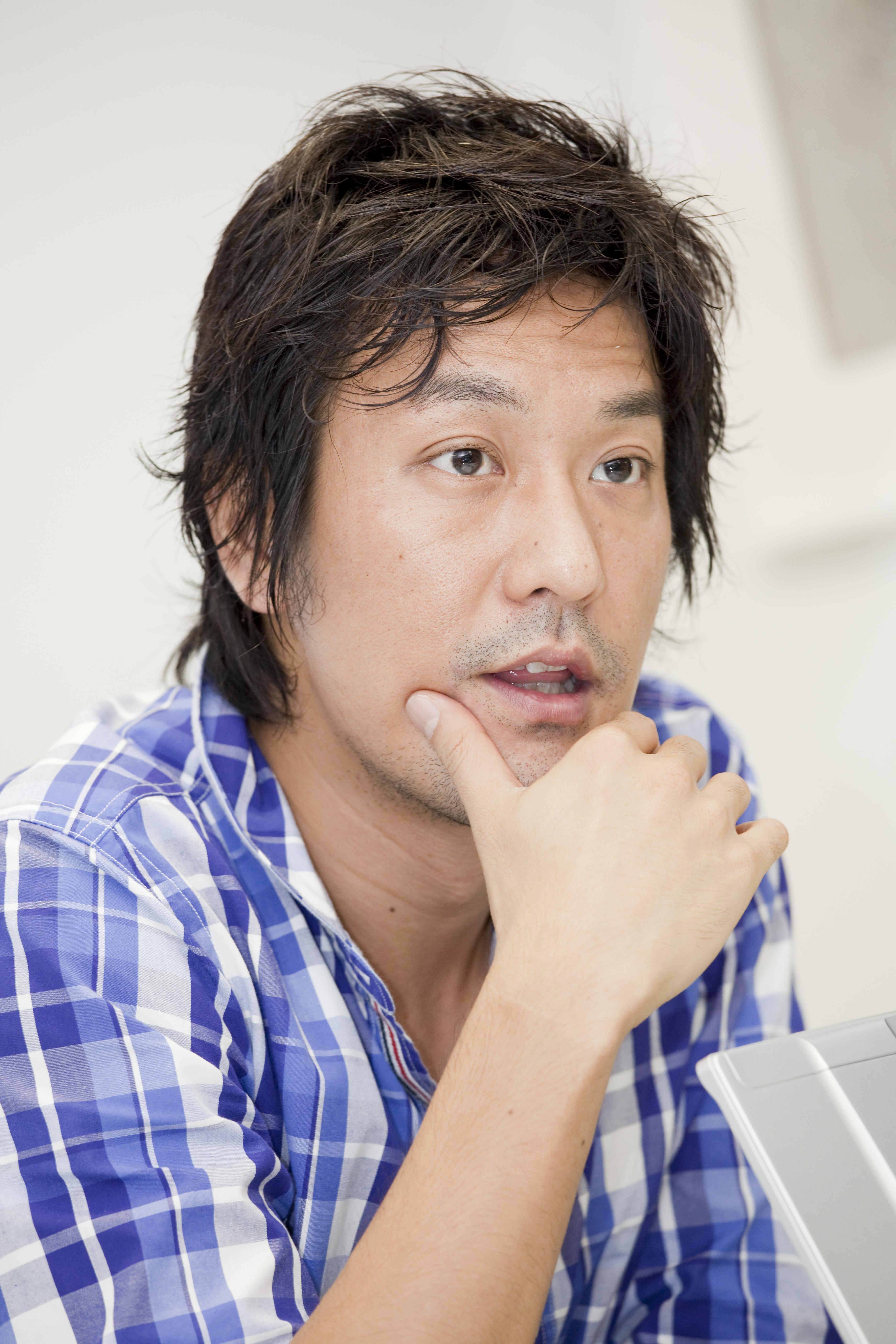 チームラボ株式会社 代表取締役社長 猪子寿之さん