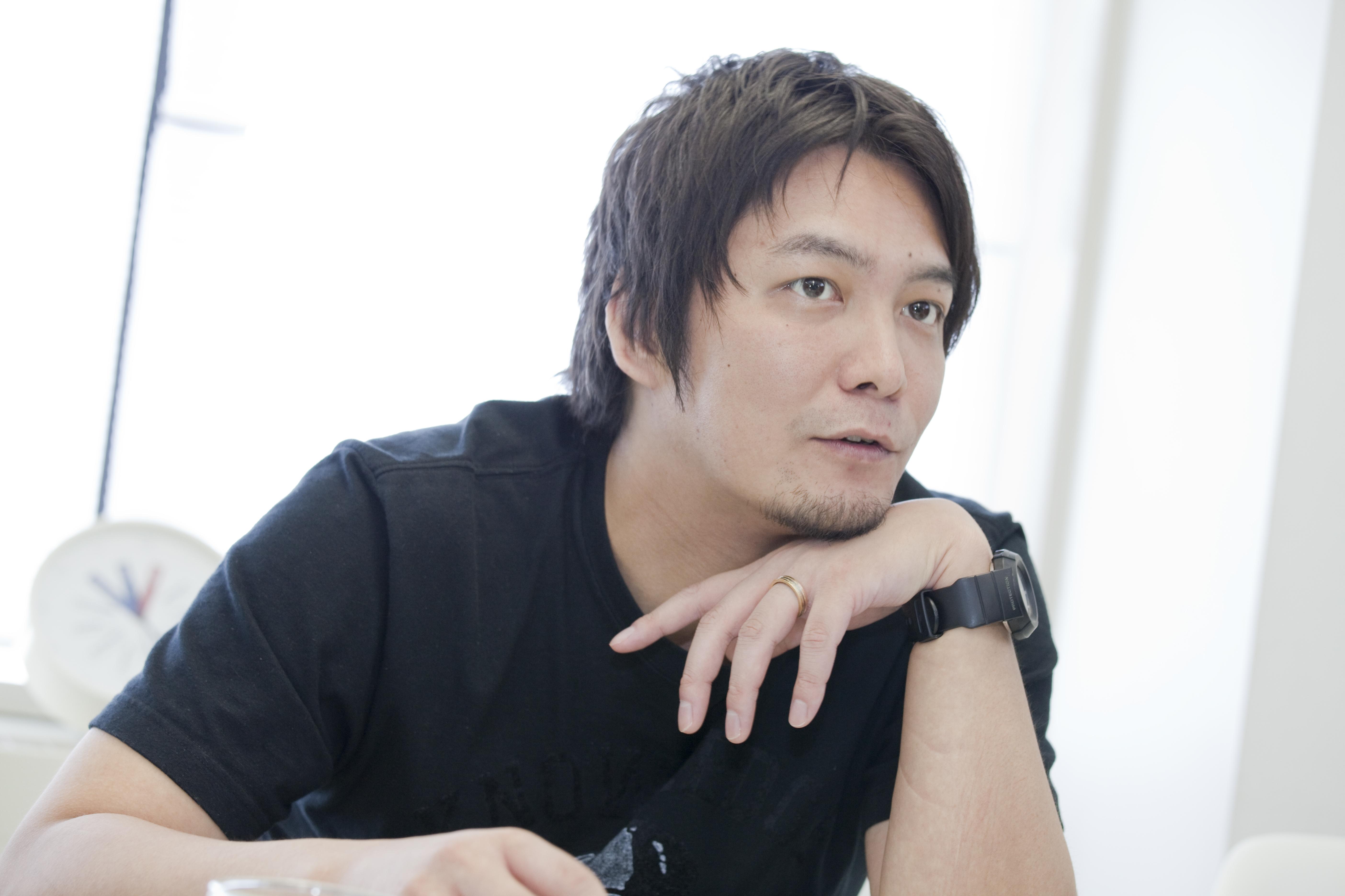 ディレクター 坂本恭一さん