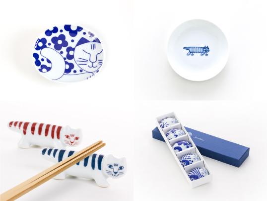ジャパン・シリーズ / 箸置き、豆皿