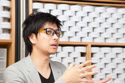 右脳事件株式会社 影山 二郎さん