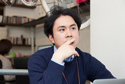 ワヴデザイン株式会社 代表取締役 松本龍彦さん