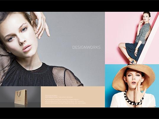 DESIGNWORKS Ladies / ブランディング