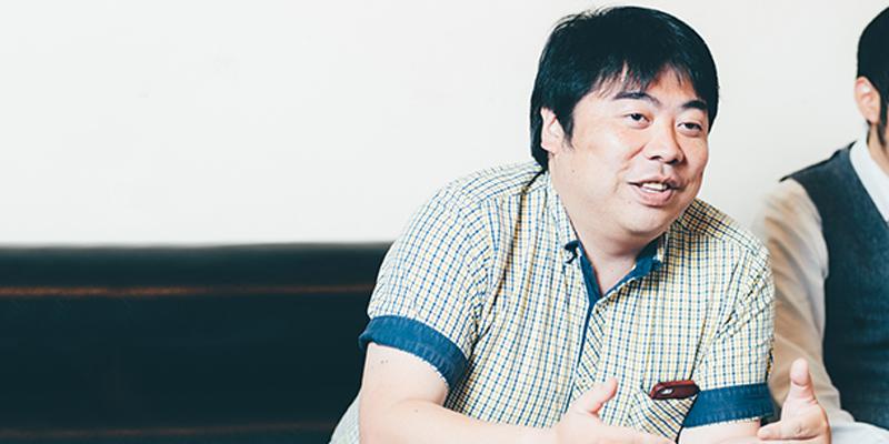 フレックスエージェント株式会社 取締役 祖上仁さん