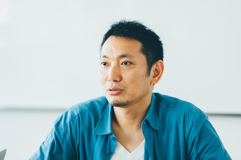 SONICJAM代表取締役・村田健氏