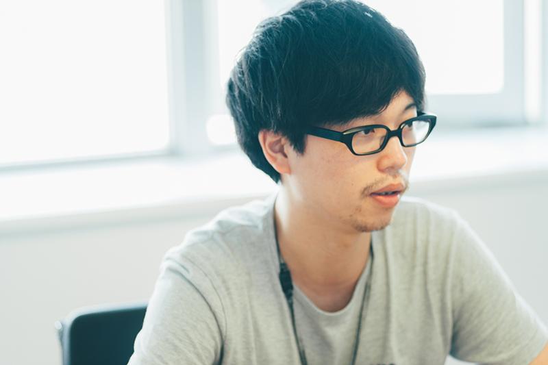 テクニカルディレクター兼フロントエンジニア・池田亮氏