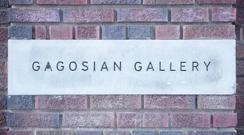 Takashi Murakami at Gagosian Gallery, 2014