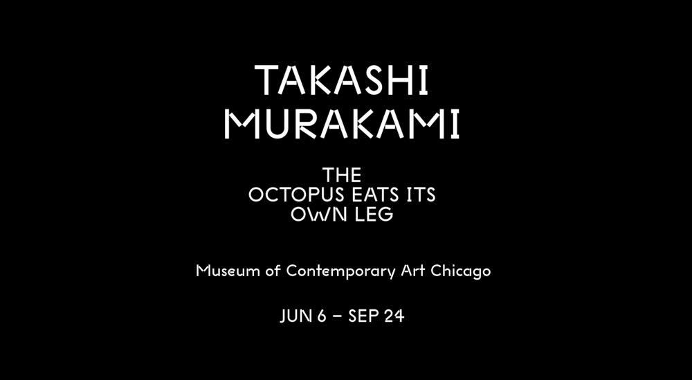 The Making of Murakami's MCA Exhibition