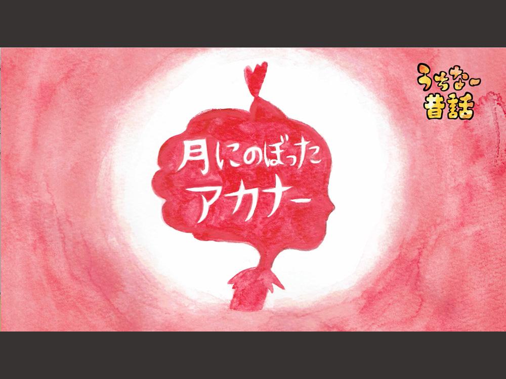 月にのぼったアカナー / アニメーション
