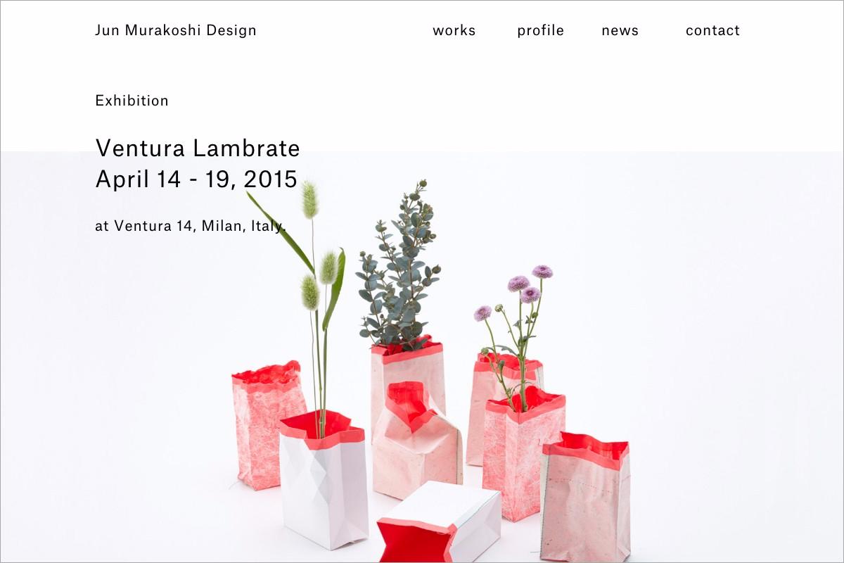 Jun Murakoshi Design
