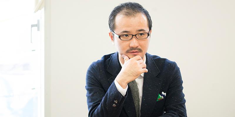 クリエイティブディレクター 岡村忠征さん