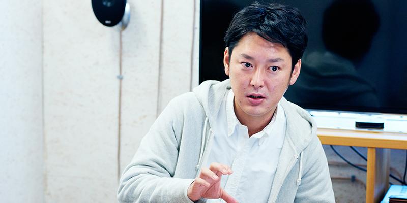 プロデューサー 宮下勇喜さん
