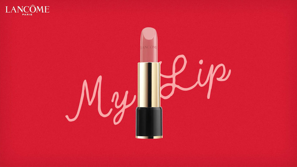 LANCOME LIP MOVIE