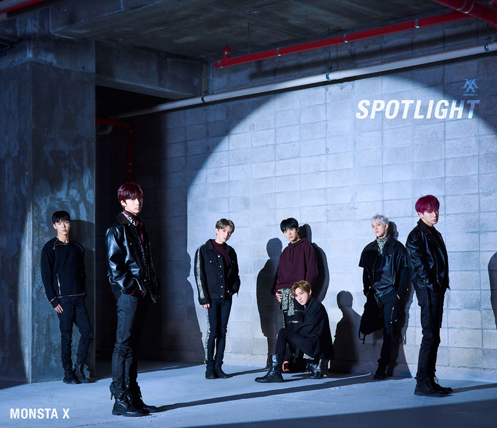 MONSTA X / SPOTLIGHT