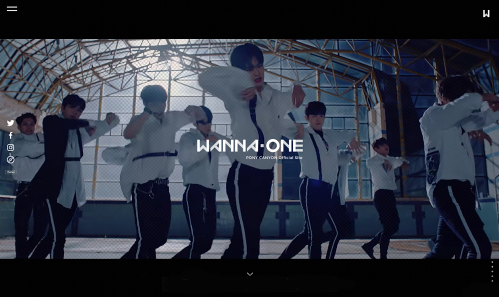 Wanna One / JAPAN OFFICIAL SITE