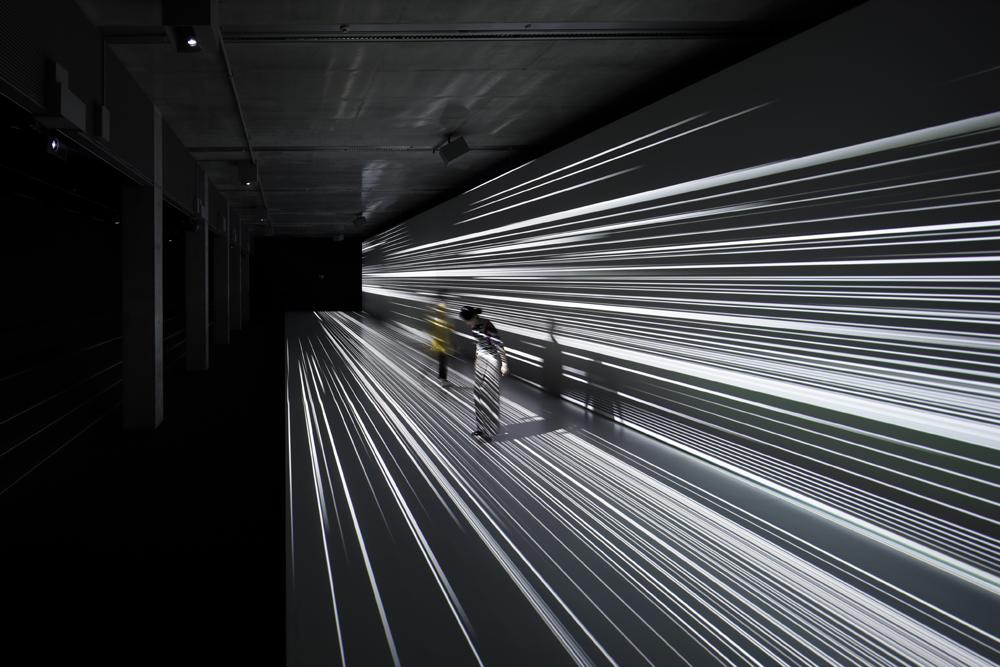 企画展『AUDIO ARCHITECTURE:音のアーキテクチャ展』会場