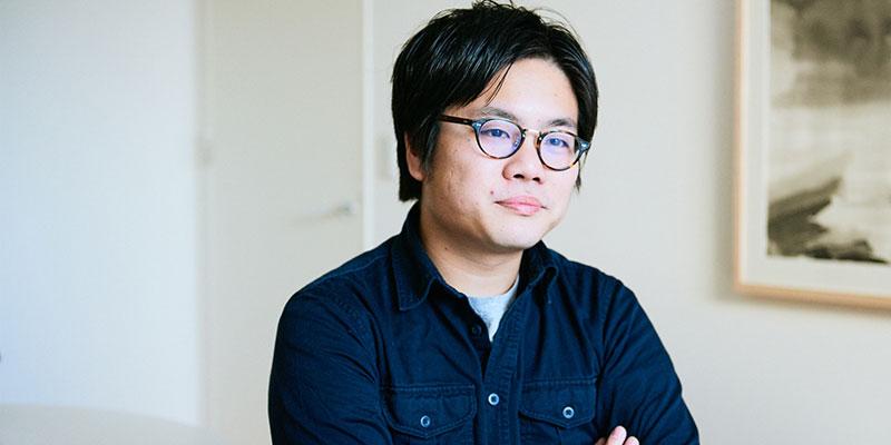 取締役 岡田隼さん