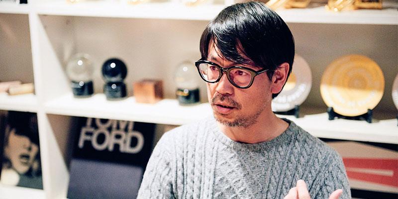 代表取締役社長 / クリエイティブディレクター 小池博史さん