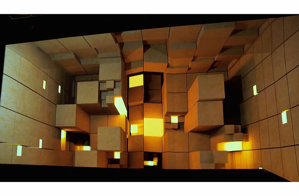 Grosvenor『Art of Change』 / 3D Projection Mapping