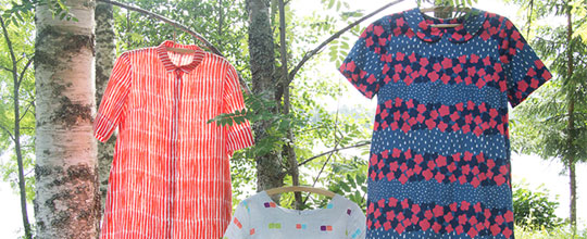 第2回:マリメッコでも活躍する日本人テキスタイルデザイナーの軌跡と北欧ワークスタイル