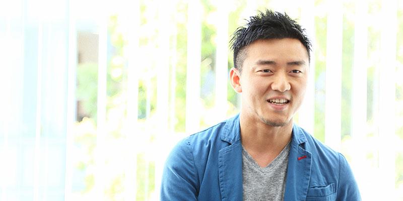 COO / ブランドサポート・デスクチーム 坂野隆志さん