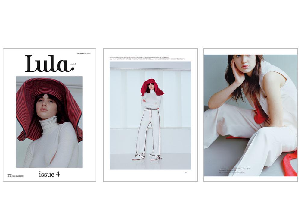 『Lula JAPAN』ISSUE04