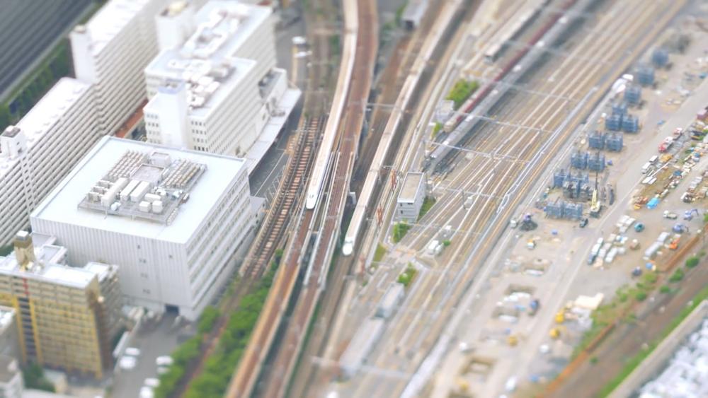 SMBC日興証券『都市の細胞』/ 世界は株式会社でできている