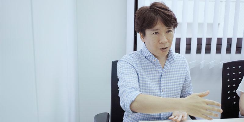 秋山 裕太さん(クリエイティブディレクター)