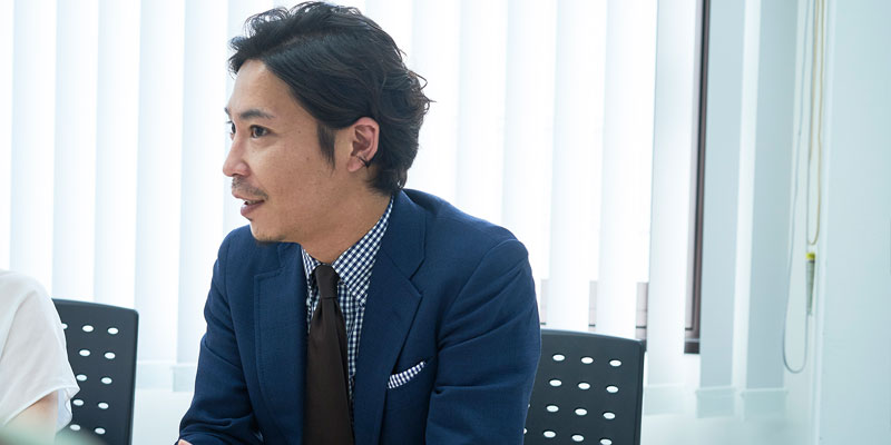 島村隆宏さん(プロデューサー)