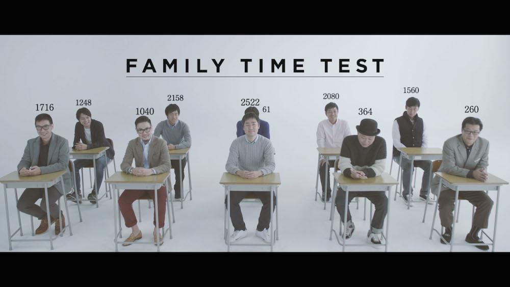 鳥取県西部地域振興協議会『FAMILY TIME TEST』