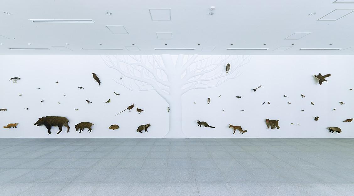 『TAKAO 599 MUSEUM』