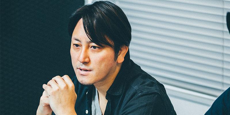 COO 牧野秀人さん(旧トライポッド取締役)