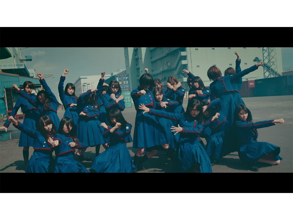 欅坂46『不協和音』MV