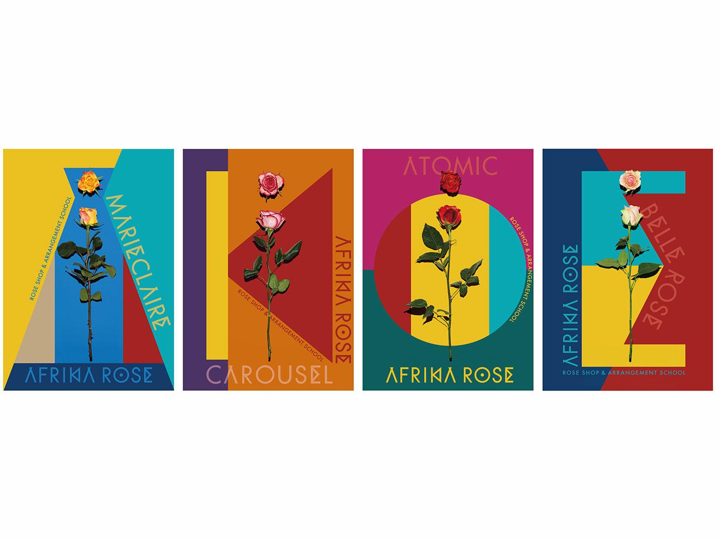 『AFRIKA ROSE』